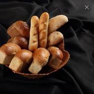 Хлеб серый (обед) Фото