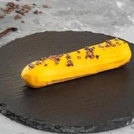 Апельсиновый эклер (обед) Фото