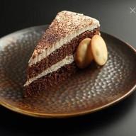 Шоколадно-банановый десерт (обед) Фото