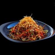 Салат с говядиной (обед) Фото