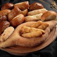 Большая хлебная корзина Фото