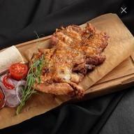 Курица по-сербски Фото