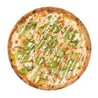 Чикенбургер пицца Фото