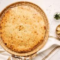 Кадынджын с сыром и зеленым луком Фото