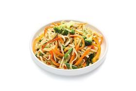 Вок с овощами в устричном соусе - Фото