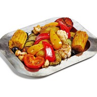 Овощной мини-гриль Фото