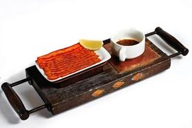 Карпаччо из семги - Фото