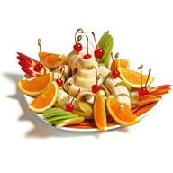 Плато фруктовое Фото