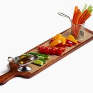 Овощная доска фреско Фото