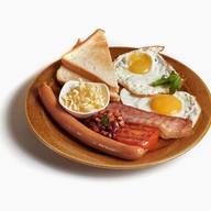 Английский завтрак Фото