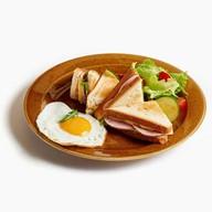 Французский завтрак Фото