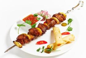 Шашлык из свиной шеи - Фото