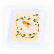 Эби суп-крем Фото