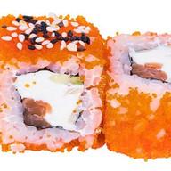 Сливочный с лососем Фото