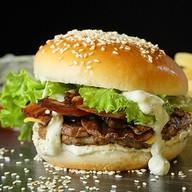 Чикаго бургер Фото