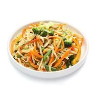 Вок с овощами в устричном соусе Фото