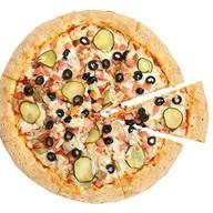 Солянка пицца Фото