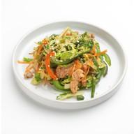 Салат со свининой Фото