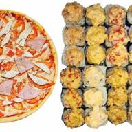 Хит премиум + 2 пиццы Фото