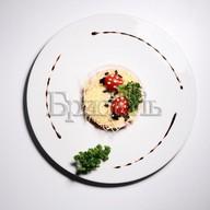 Божья коровка салат Фото