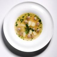 Суп с фрикадельками Фото