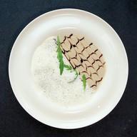 Суп капуччино из грибов Фото