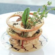 Индейка в сливочном соусе Фото