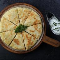 Домашний кабардинский пирог с картофелем Фото