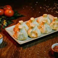 Жареные хинкали с телятиной Фото