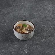 Сливочно-грибной соус Фото
