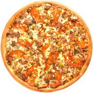 Чили пицца Фото
