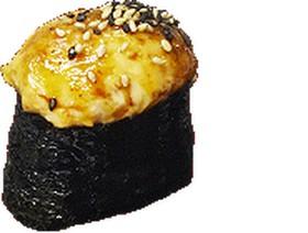 Запеченный краб гункан - Фото