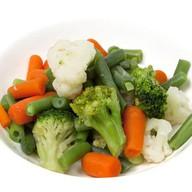 Овощи на пару Фото