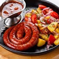 Колбаска острая чили Фото