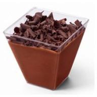 Шоколадный мусс Фото