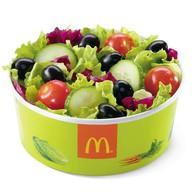 Овощной с соусом на ваш выбор Фото