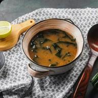 Классический мисо-суп Фото