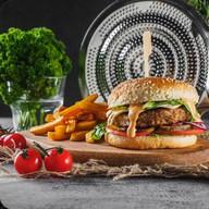 Чикен бургер Фото