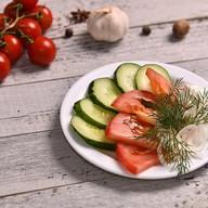 Овощной со сметаной Фото
