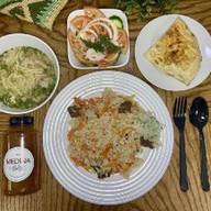Комплексный обед №1 Фото