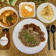 Комплексный обед №6 Фото