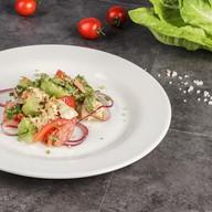 Грузинский овощной салат Фото