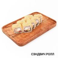 Сэндвич ролл Фото