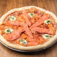 Сальмоне пицца Фото