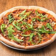 Пицца BBQ Фото