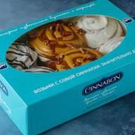 Синнапак шесть больших булочек Фото