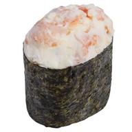 Суши со сливочной креветкой Фото