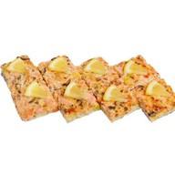 Суши-пицца ассорти Фото