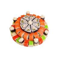 Суши-торт Большая радость Фото