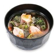 Суймоно с лососем Фото